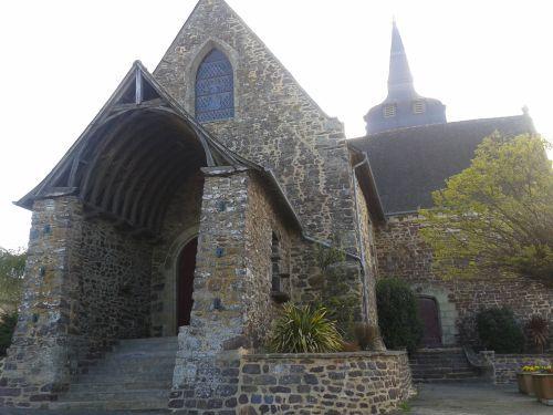 Eglise de Breteil
