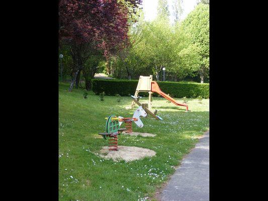 Camping Sérent espace enfant - Morbihan - Bretagne