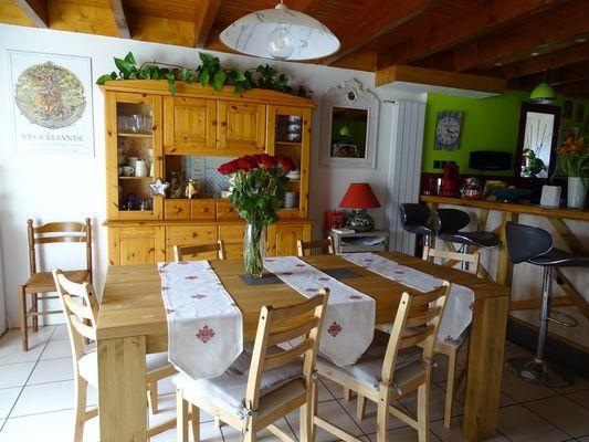 Chambres d'hôtes 1 - Ker Breizh - Beignon - Destination Brocéliande