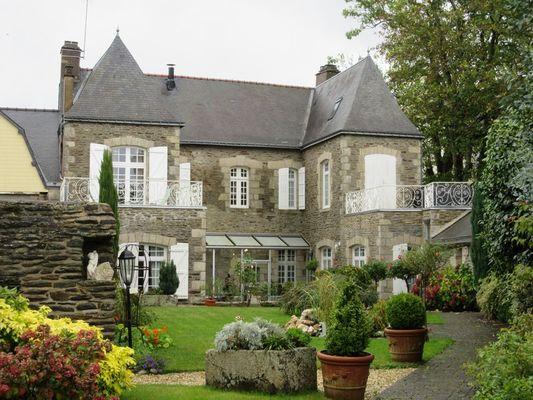Chambres d'hôtes Le Clos des Devins - Josselin - Bretagne