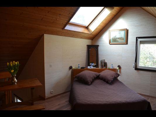 Chambres d'hôtes l'Hippocampe La Cavale mezzanine - Sérent - Morbihan - Bretagne
