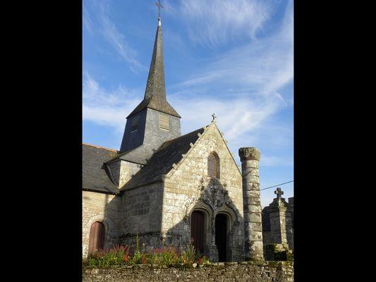 Circuit d'interprétation du patrimoine de Guégon - Colonne de Justice - Bretagne