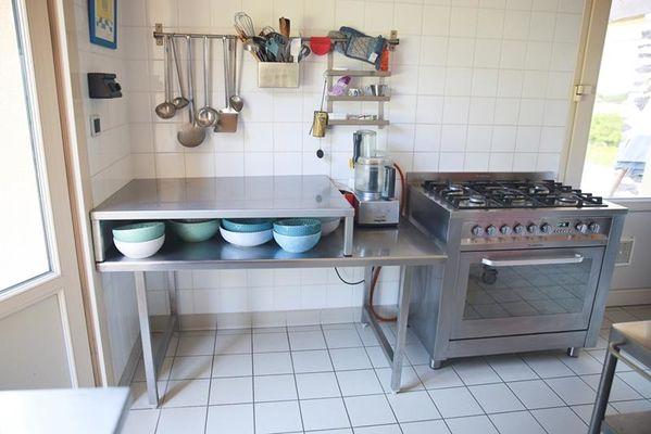 Cuisine Gite la Hulotte - St-Malon-sur-Mel