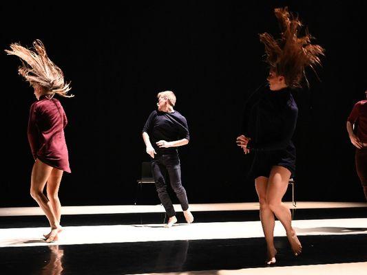 Danse - compagnie Gilshamber - Ploërmel