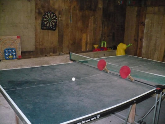 Gîte Danion abri jeux - St Nicolas du Tertre - Morbihan - Bretagne