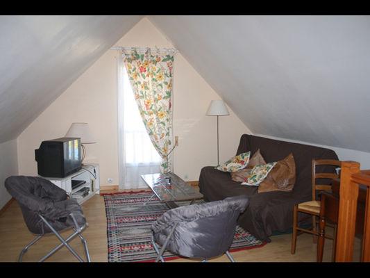 Gîte la Passagère salon - Caro - Morbihan - Bretagne
