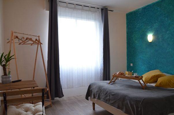 Hôtel des Bruyères_Plélan le Grand_chambre4