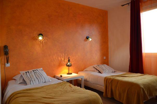 Hôtel des Bruyères_Plélan le Grand_chambre3
