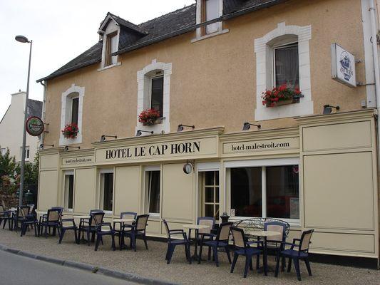 Hôtel le Cap Horn à Malestroit - Morbihan - Bretagne