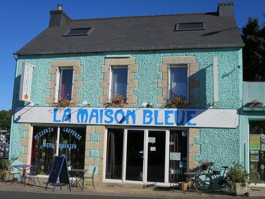 Restaurant La Maison Bleue - Josselin - Morbihan - Bretagne