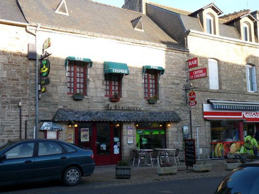 Crêperie La Chaumière - Le Roc Saint-André - Val d'Oust