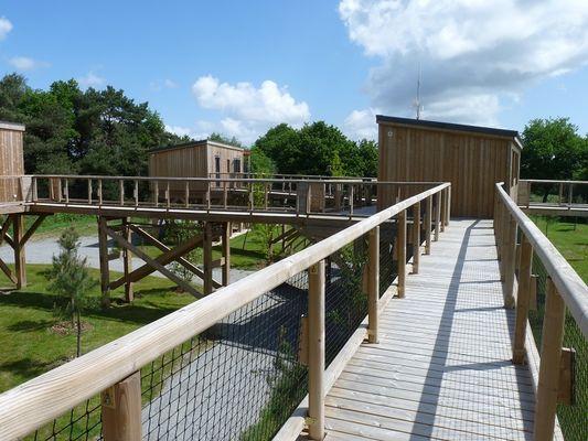 Les terrasses de Kervallon - Caro - Morbihan - Bretagne