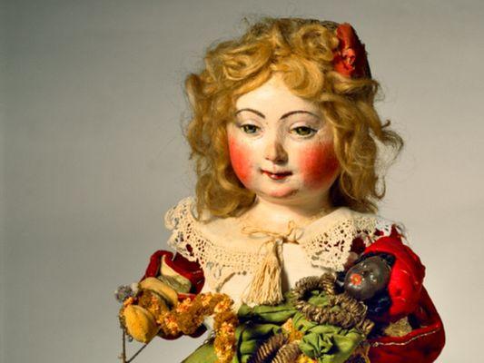 Musée de poupées et jouets - Josselin