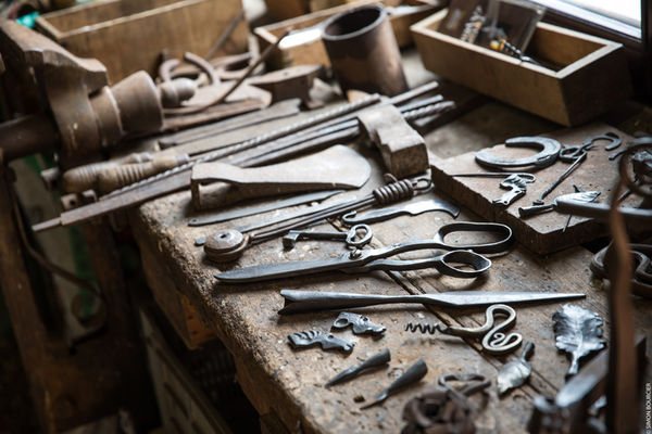 Musée de la forge à Saint-Malon-sur-Mel
