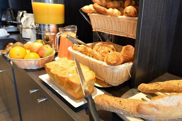 Petit déjeuner Hôtel.com