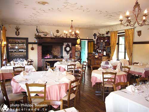Restaurant Les Forges de Paimpont