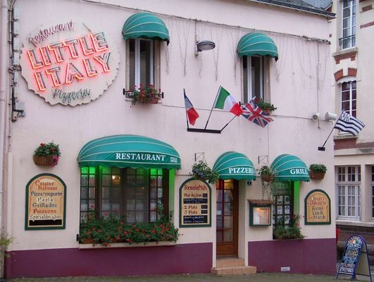 Restaurant-Little Italy-Guer-Brocéliande-Bretagne