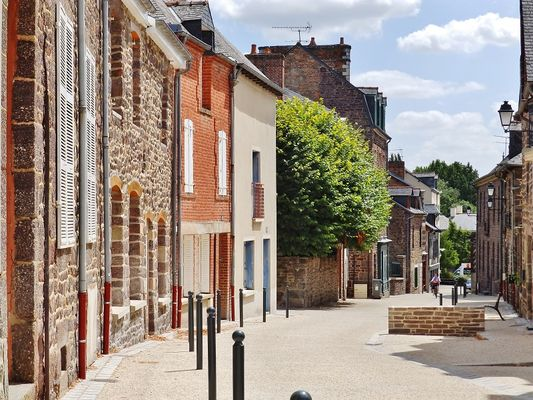 Rue de la Saulnerie