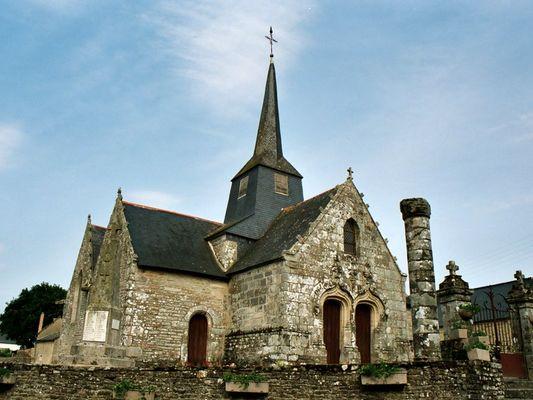 Eglise de Trégranteur