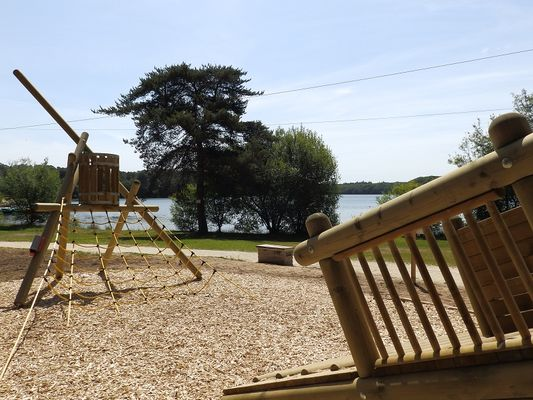 Aire de jeux du Lac de Trémelin