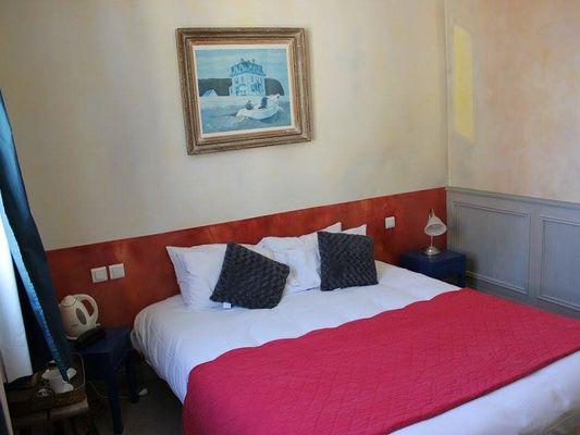 Hôtel Le Thy - chambre Hopper - Ploërmel - Morbihan