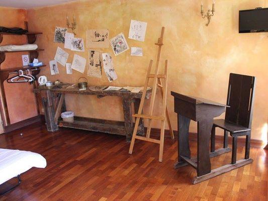 Hôtel Le Thy - chambre L'Atelier 2 - Ploërmel - Morbihan