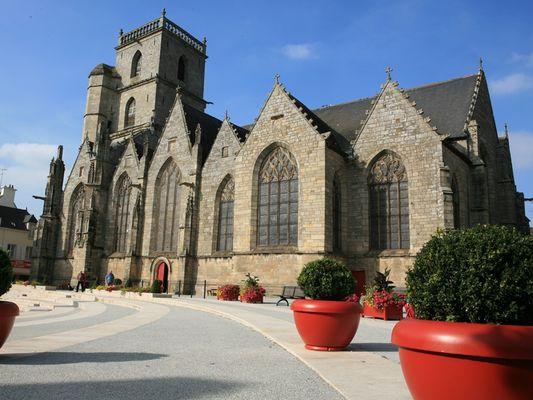 église Saint-Armel - Ploërmel - Brocéliande - Bretagne