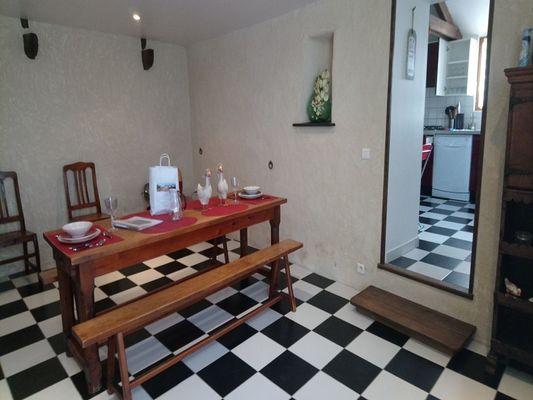 Damenora Gîte La Table Ronde