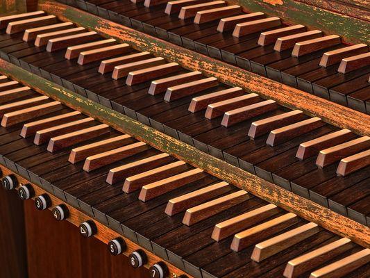 musique baroque - cantate - orgue - Ploërmel