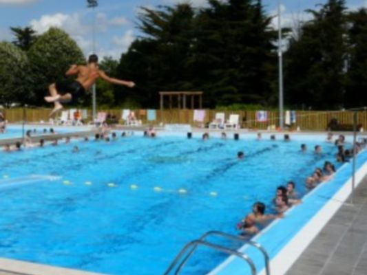 piscine La Gacilly