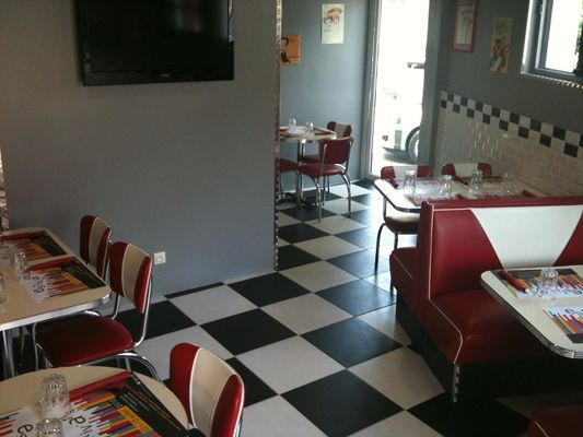 pizza-oceane - salle - Ploërmel - Brocéliande