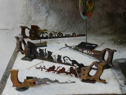 Maison / Atelier de sculptures