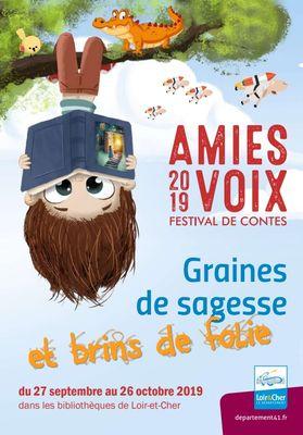 Festival Amies en Loir-et-Cher 2019
