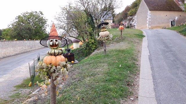 Fête des curcubitacées à Thoré-la-Rochette