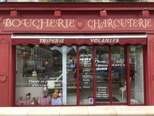 Boucherie charcuterie Morin