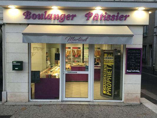Boulangerie Martinet