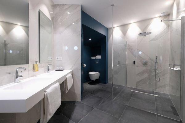 Appart Hôtel - Appartement chez Béatrice - Salle de bain