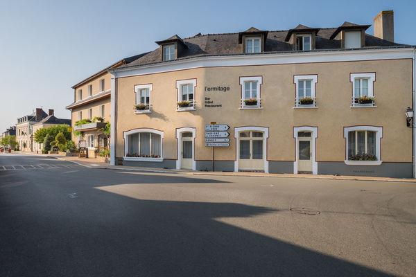 l'ermitage hotel & restaurant, hotel laval, restaurant laval, séminaire laval, hotel sable-sur-sarthe (40)