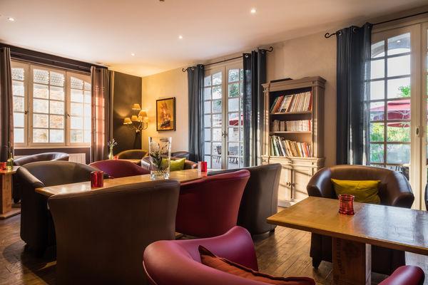 l'ermitage hotel & restaurant, hotel laval, restaurant laval, séminaire laval, hotel sable-sur-sarthe (44)