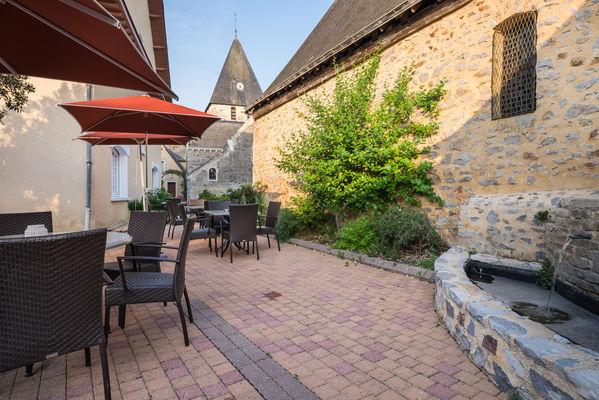 l'ermitage hotel & restaurant, hotel laval, restaurant laval, séminaire laval, hotel sable-sur-sarthe (66)