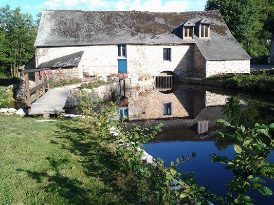 Moulin de Gô - St Pierre sur Erve
