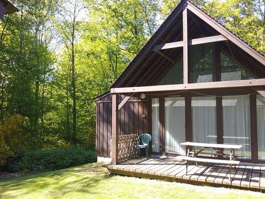 HLO - le Bois du Tay - Chalet 4/6 places