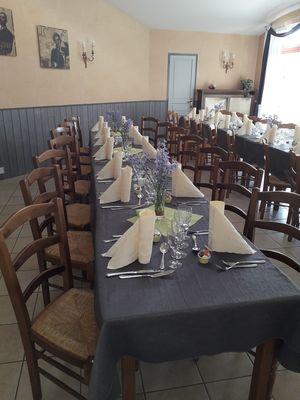 Banquet Ambrières Les Vallées