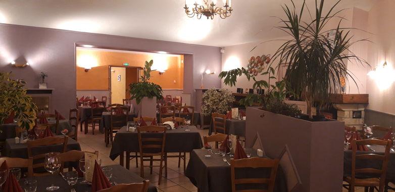 Restaurant Le Gué de Gênes