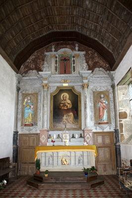 Chapelle Sainte Anne Chamfrémont