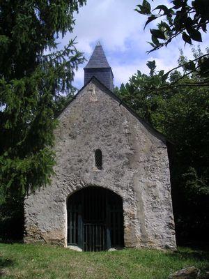Chapelle St Sylvain ST PIERRE SUR ERVE
