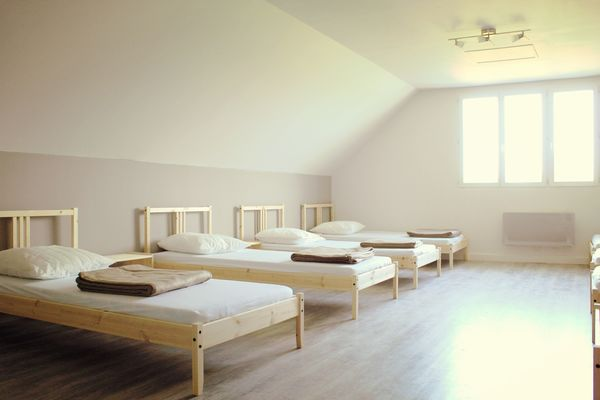HLO53 - gite du Ruchot - dortoirs