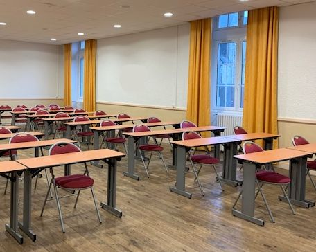 Salle Fougères 100 m²