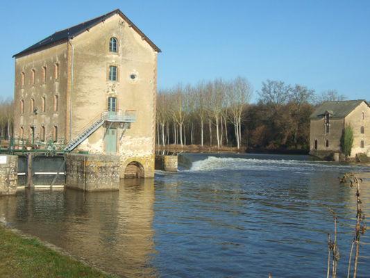 Moulin de la Rongère