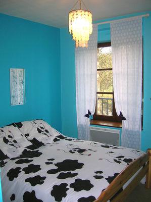 Le moulin chambre bleu 2